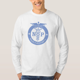 Caduceus NP (blue) T-Shirt