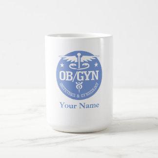 Caduceus OBGYN gift ideas Coffee Mug