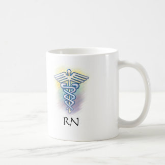 caduceus RN mug