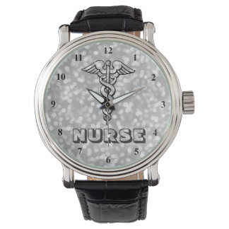 Caduceus Symbol | RN Nurses Nursing LPN Medical Watch