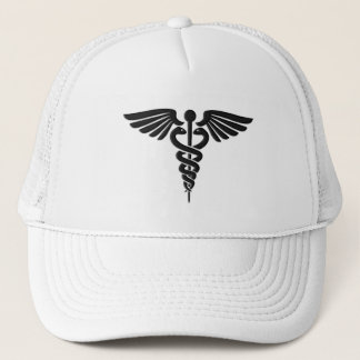 Caduceus Trucker Hat