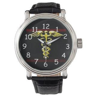 Caduceus Wrist Watch