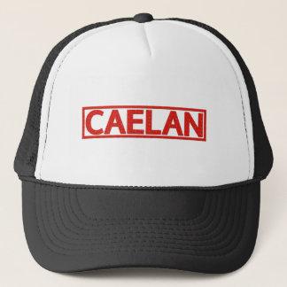 Caelan Stamp Trucker Hat