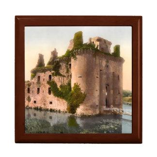 Caerlaverock Castle Dumfries Scotland Gift Box
