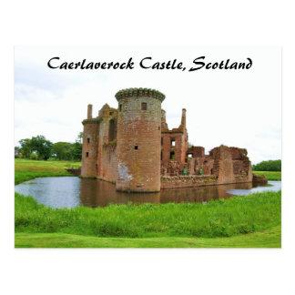 Caerlaverock Castle Post Cards