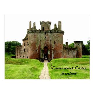 Caerlaverock Castle Post Card