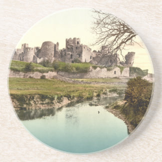 Caerphilly Castle, Wales Coaster