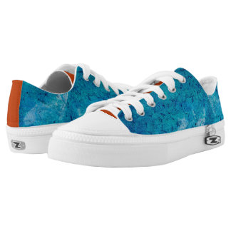 Caerulean Pop Low Tops
