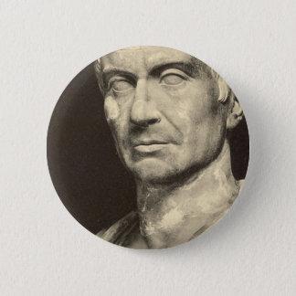 Caesar 6 Cm Round Badge
