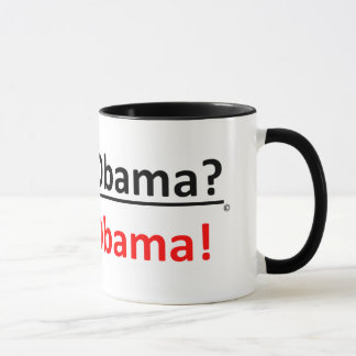 Caesar Obama or Seizer Obama Coffee Mug