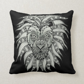 Caesar Throw Pillow