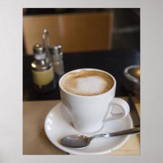 Café Cream Print
