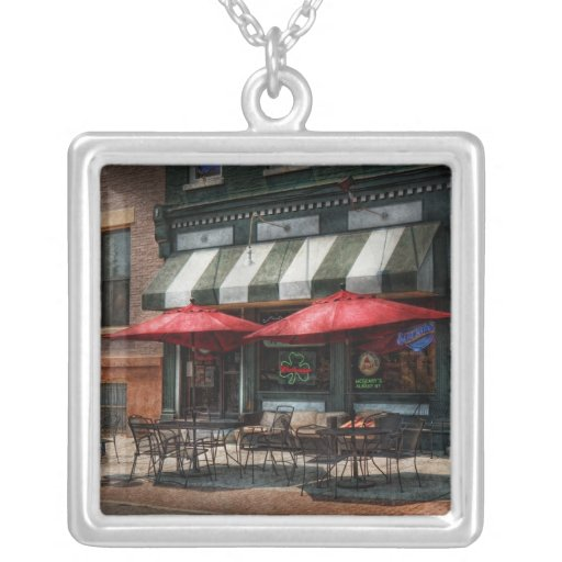 Cafe - Albany, NY - Mc Geary's Pub Necklaces