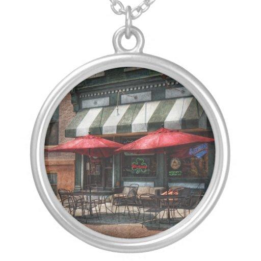 Cafe - Albany, NY - Mc Geary's Pub Pendant