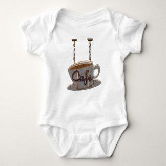 cafe baby bodysuit