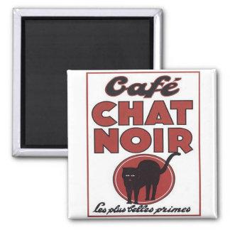 Café Chat Noir Magnet
