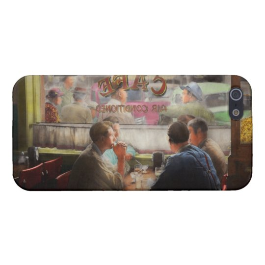Cafe - Cold drinks with friends 1941 Case For The iPhone 5