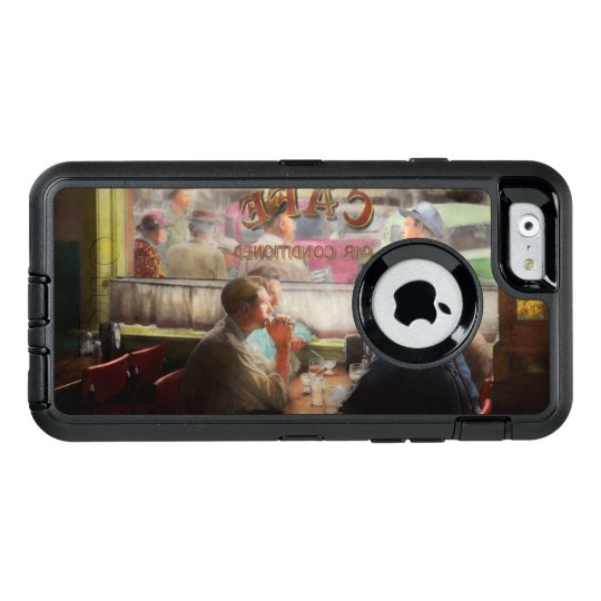 Cafe - Cold drinks with friends 1941 OtterBox Defender iPhone Case