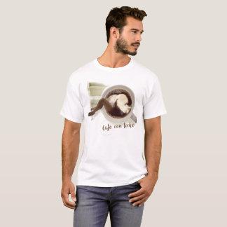 Cafe con Leche | INCOGUTO T-Shirt
