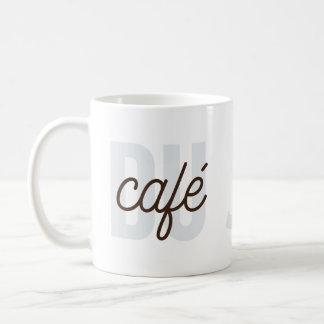 Cafe Du Jour Coffee Mug