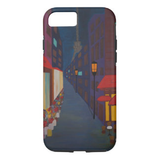 Cafe in Paris iPhone 8/7 Case