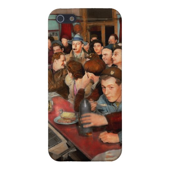 Cafe - Midnight Munchies 1943 Case For iPhone 5/5S