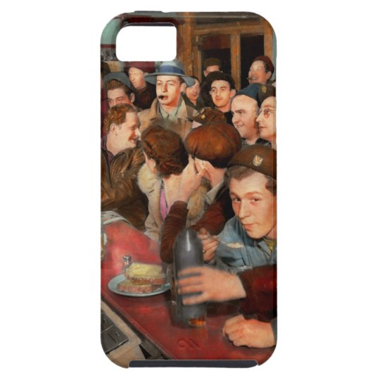 Cafe - Midnight Munchies 1943 Case For The iPhone 5