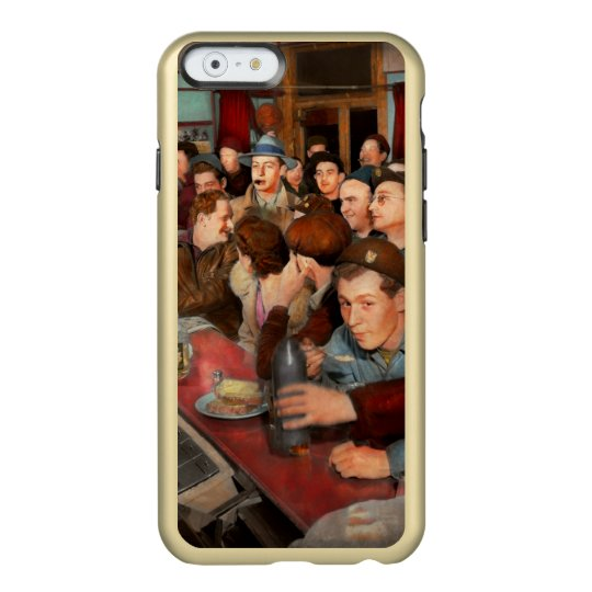 Cafe - Midnight Munchies 1943 Incipio Feather® Shine iPhone 6 Case