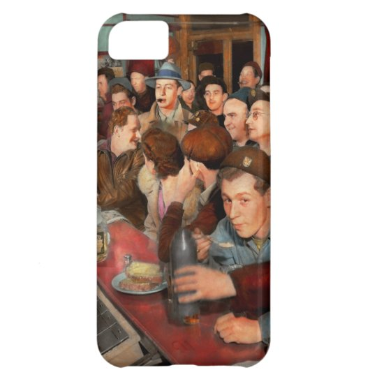 Cafe - Midnight Munchies 1943 iPhone 5C Case