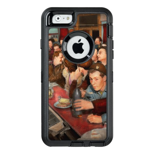 Cafe - Midnight Munchies 1943 OtterBox Defender iPhone Case