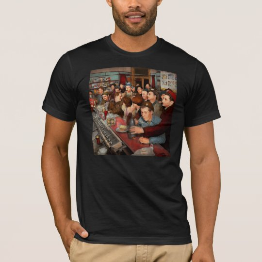 Cafe - Midnight Munchies 1943 T-Shirt