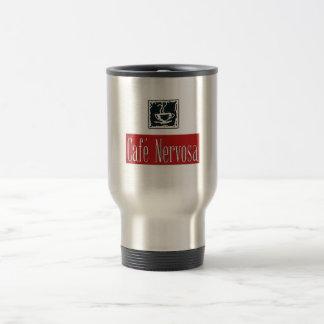 Cafe Nervosa Travel Mug