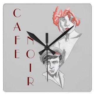 Cafe Noir Wall Clocks