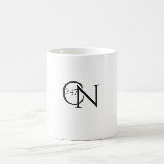 Café Novela 247! White 11 oz Classic Mug
