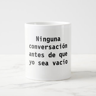 Café Primero Asalta Large Coffee Mug