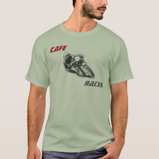 Cafe racer motocycle T-Shirt