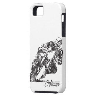 Cafe Racer Motorcycle Mean Lean Vintage Style iPhone 5 Covers
