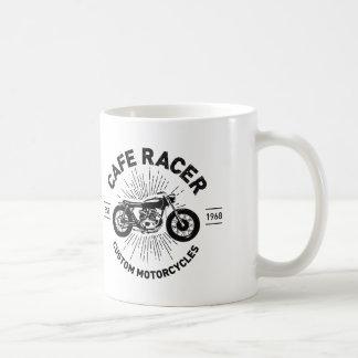 Cafe Racer, Vintage Motorcycle Coffee Mug