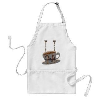 cafe standard apron