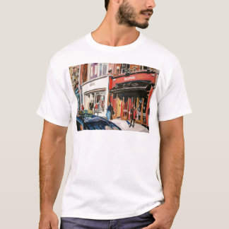 cafe stephens green dublin T-Shirt