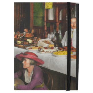 "Cafe - Temptations 1915 iPad Pro 12.9"" Case"