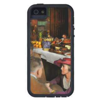 Cafe - Temptations 1915 iPhone 5 Covers