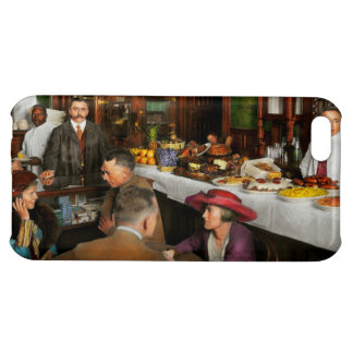 Cafe - Temptations 1915 iPhone 5C Cover