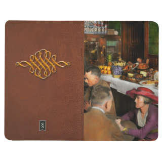Cafe - Temptations 1915 Journal