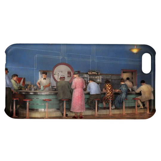 Cafe - The half way point 1938 Case For iPhone 5C