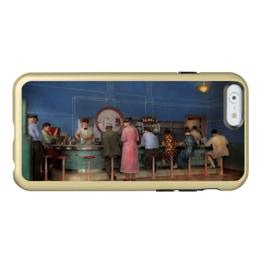 Cafe - The half way point 1938 Incipio Feather® Shine iPhone 6 Case