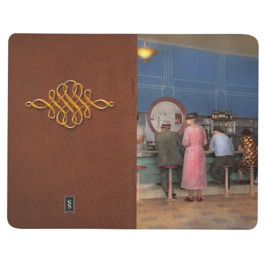 Cafe - The half way point 1938 Journal