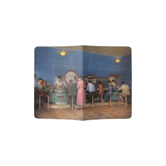 Cafe - The half way point 1938 Passport Holder