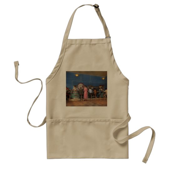 Cafe - The half way point 1938 Standard Apron