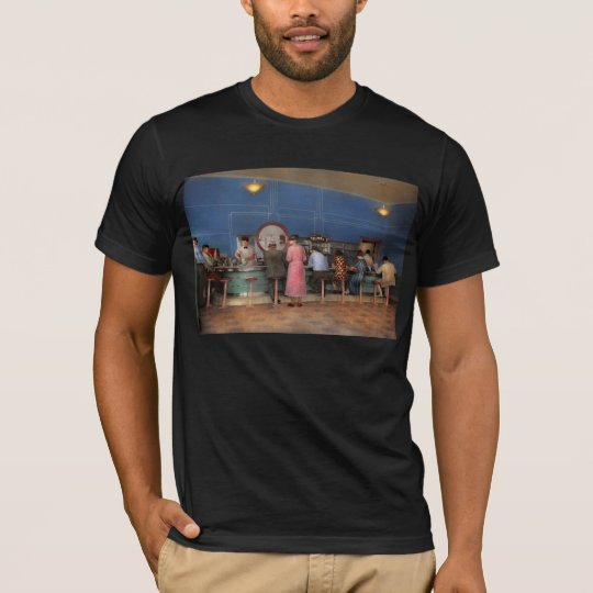 Cafe - The half way point 1938 T-Shirt